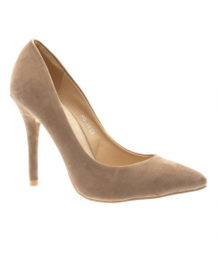 Chaussures femme Style Shoes: Escarpins kaki