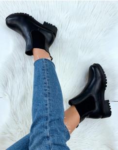 Chelsea boots noires