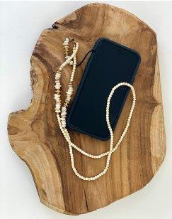 Collier de téléphone Bali
