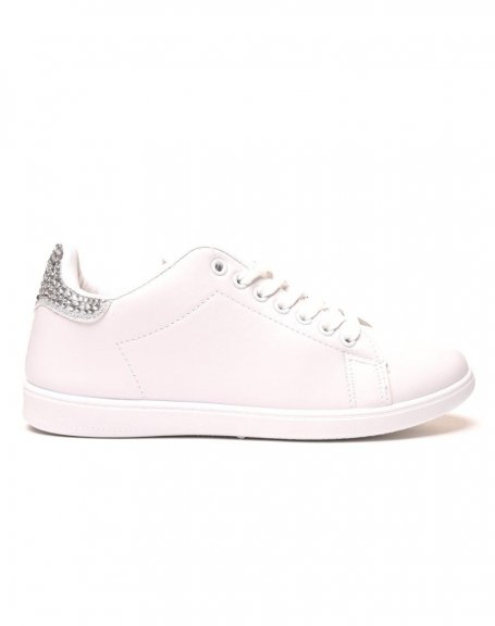 attractive price best sneakers to buy basket blanche pas cher femme