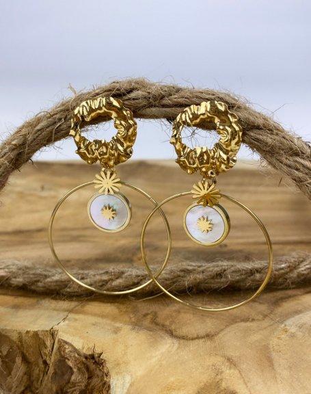 Boucles d'oreilles Marbella