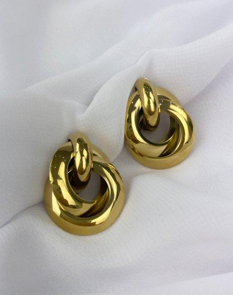 Boucles d'oreilles Monaco