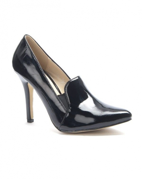 Chaussure femme Sergio Todzi: escarpin vernis noir