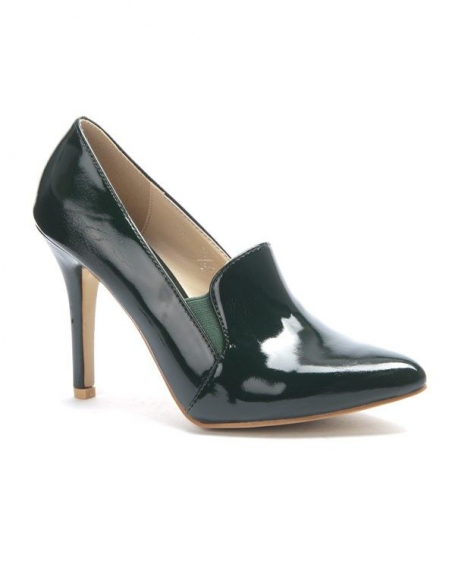 Chaussure femme Sergio Todzi: escarpin vernis vert
