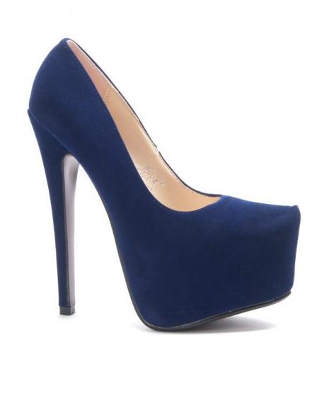 Chaussure femme Sergio Todzi: Escarpins bleu