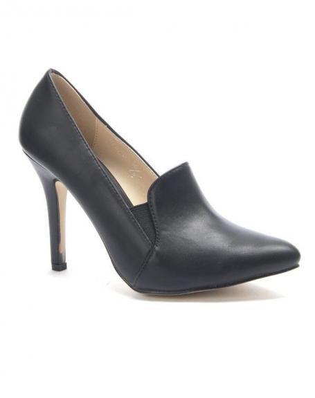 Chaussure femme Sergio Todzi: Escarpins noirs