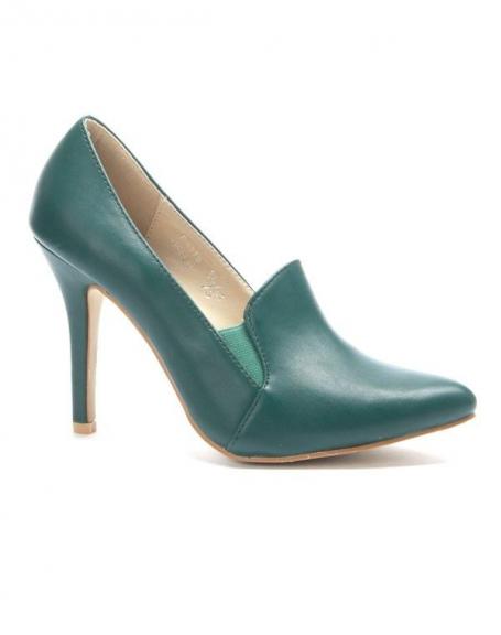 Chaussure femme Sergio Todzi: Escarpins vert
