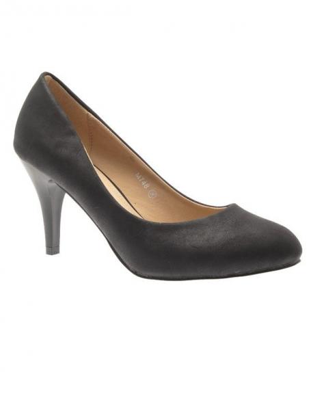 Chaussure femme Sinly Shoes: Escarpin noir