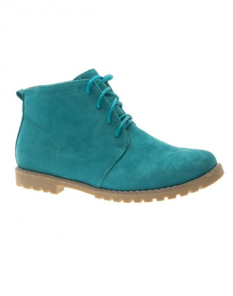 Chaussure femme Style Shoes: Boots vert