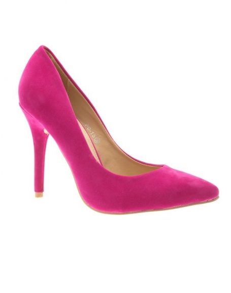 Chaussure femme Style Shoes: Escarpin fuchsia