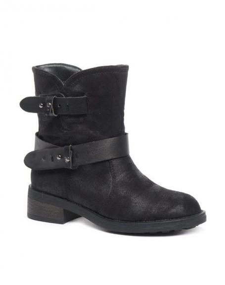 Chaussures femme Alicia Shoes: Bottes noires