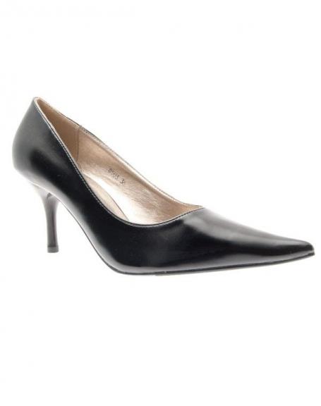 Chaussures femme C.H. Creation  Escarpins pointus Noirs d82c82860c91