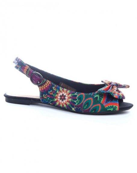 Chaussures femme Ideal: Sandales noires