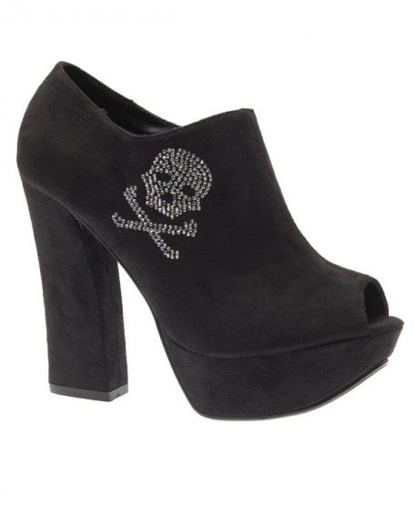 Chaussures femme Jennika, Escarpins noirs