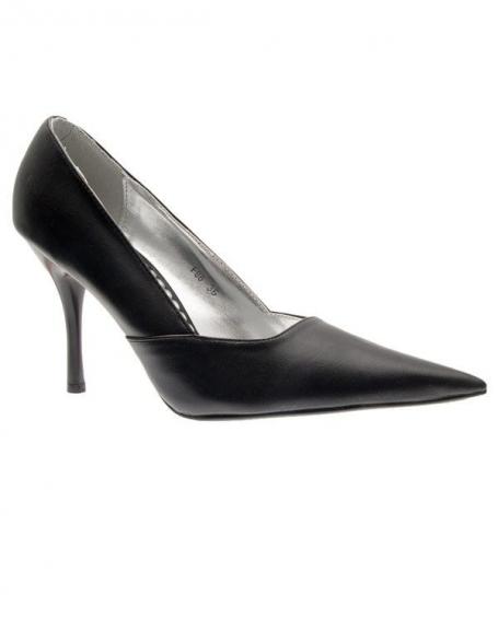 Chaussures femme Laura Mode: Escarpins noir