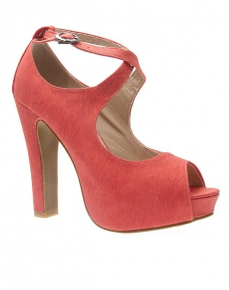 Chaussures femme Like Style: Escarpins rouges