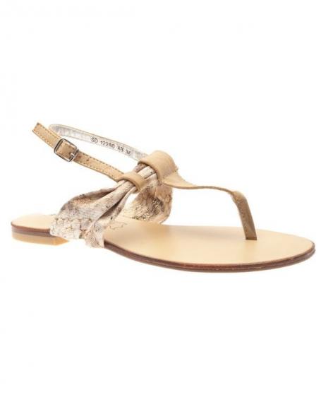 Chaussures femme Raxmax: Sandales style Salomé