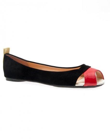 Chaussures femme Sergio Todzi: Ballerines noires