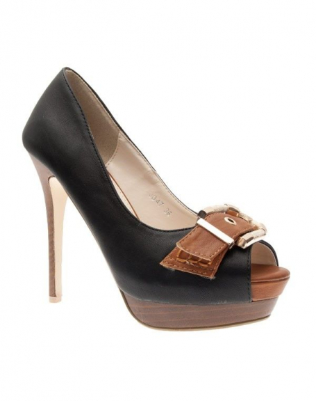 Chaussures femme Sergio Todzi: Escarpins noir