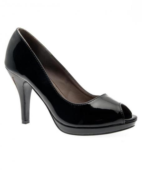 Chaussures femme Sergio Todzi: Escarpins noires