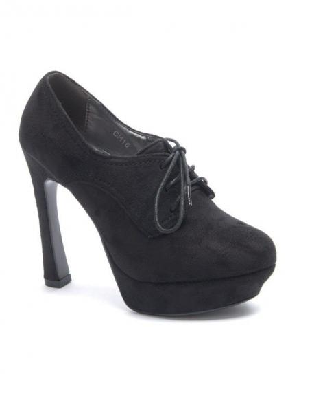 Chaussures femme Sinly: Escarpins noir
