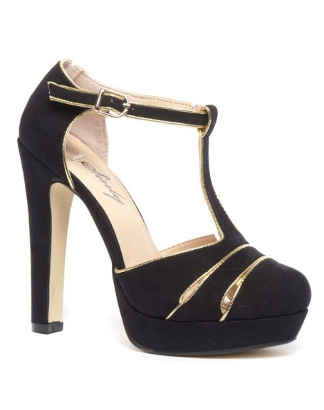 Chaussures femme Sinly: Escarpins noirs