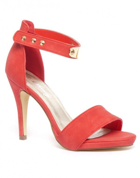Chaussures femme Sinly Shoes: Escarpins rouges