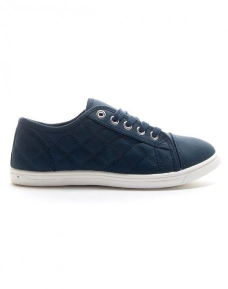 Chaussures femme Style Shoes: Basket bleu