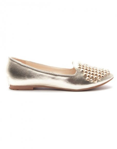 Chaussures femme Style Shoes: Mocassin or