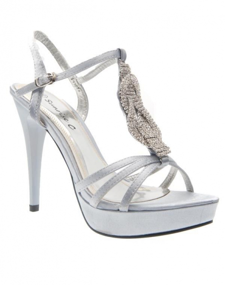Chaussure Chaussure Ouvert Argent FemmeEscarpin Ouvert FemmeEscarpin FemmeEscarpin Ouvert Argent Chaussure wn0mN8