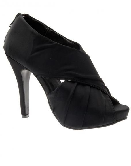Chaussures femme Sunrise C: Escarpins noires