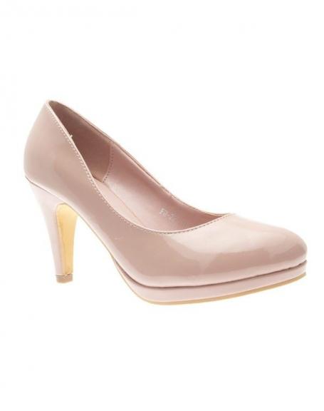 Chaussures femme Sunrise C: Escarpins vernis rose