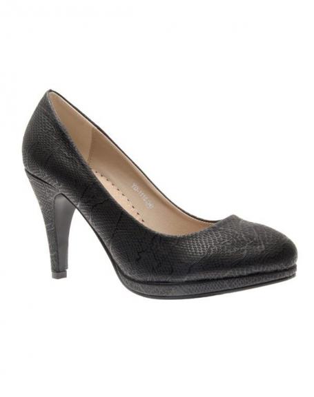 Chaussures femme Suredelle: Escarpins noir