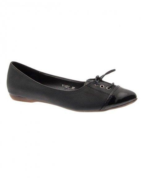Chaussures Sunrise C: Derbies Noirs