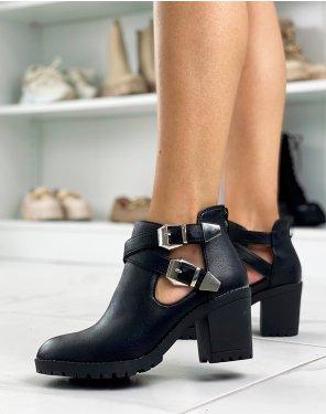 nouveau concept dc622 a64d3 Chaussures femme : Bottines, Escarpins, Sandales, Bottes ...