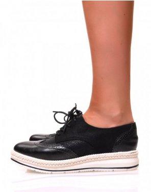 Modress Derbies Et Cher Richelieu Pas Tendance Femme Chaussures zpSUVMq