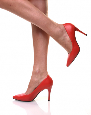 Escarpins rouges