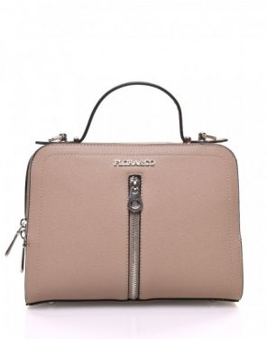 Sac mallette taupe
