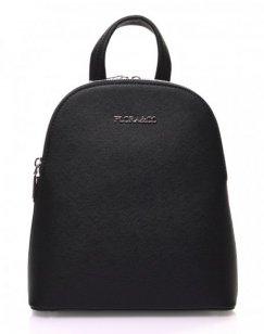 Petit sac à dos noir à bretelles fines