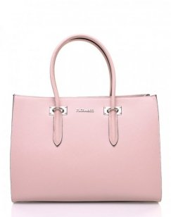 Sac cabas rose pale