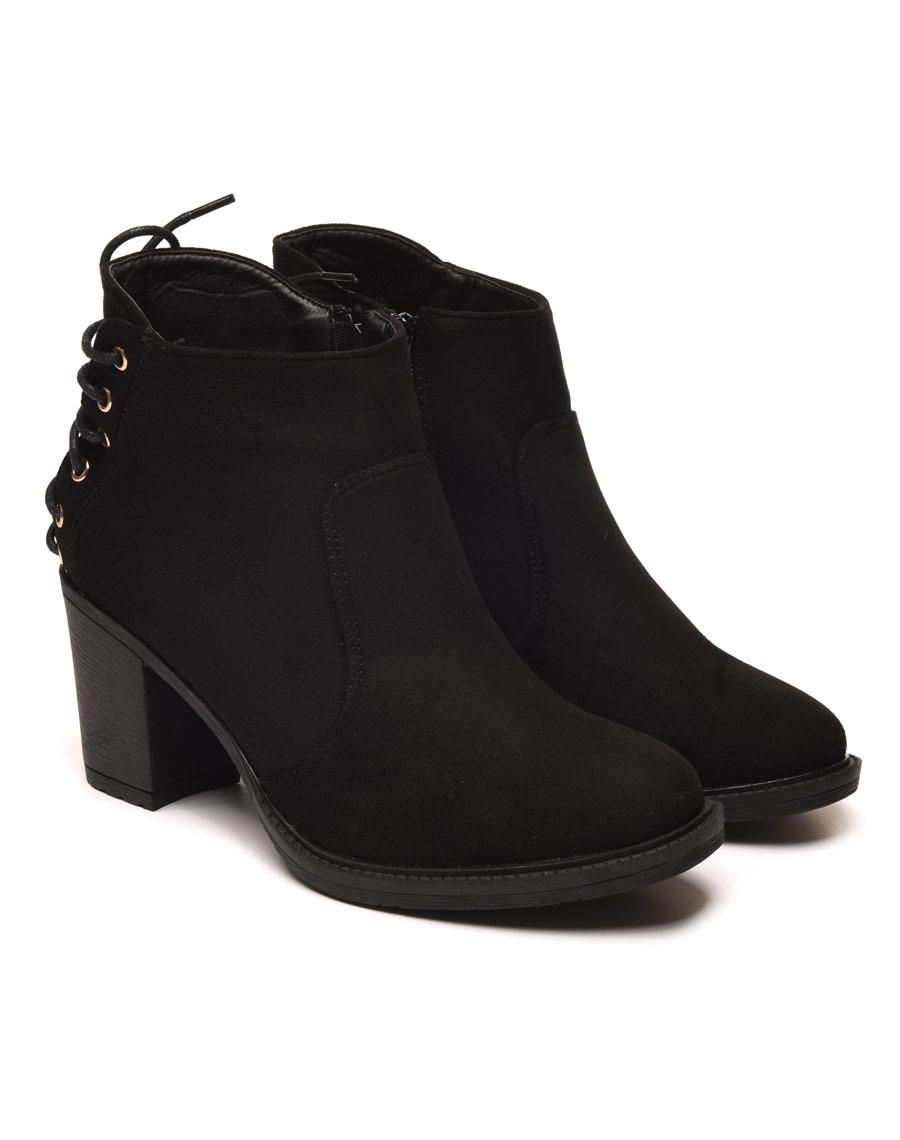bottes femme forme satiag