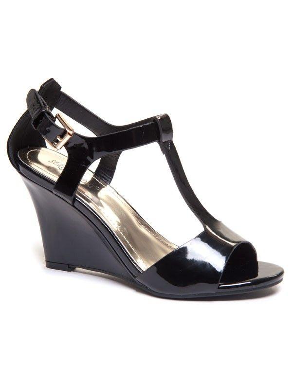Compensées Chaussure Noires Noires Chaussure Chaussure FemmeSandales FemmeSandales Chaussure Compensées FemmeSandales Compensées Noires rCoWEQdxBe