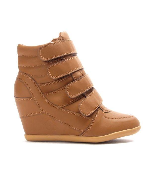 chaussures femme bo 39 aime basket compens camel. Black Bedroom Furniture Sets. Home Design Ideas