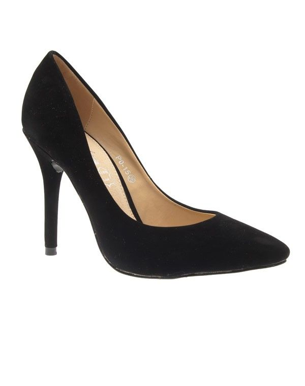 de gros comment avoir classcic Chaussures femme Style Shoes: Escarpins noirs