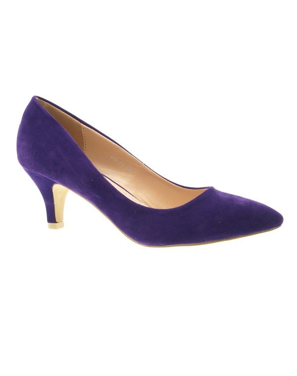 Chaussures violettes femme FUFU Chaussures pour Femmes Chaussures en Hiver à L'hiver Chaussures Chaussettes à Talon Rond pour Une Carrière Décontractée dans Un Bureau (Couleur : 1003 1H4gOaFkb