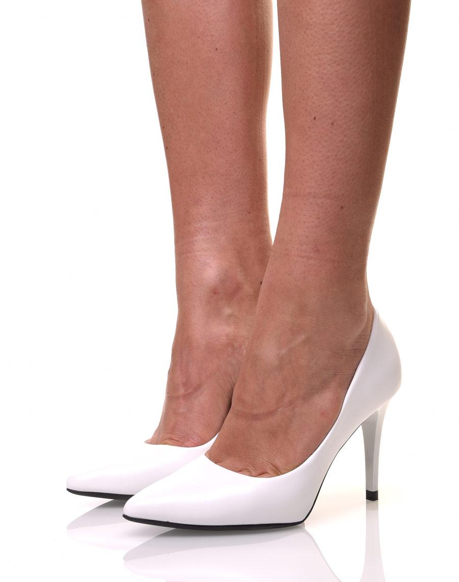 Nu pieds confortable femme