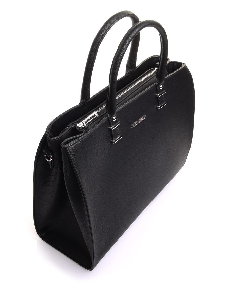 grand sac main noir. Black Bedroom Furniture Sets. Home Design Ideas