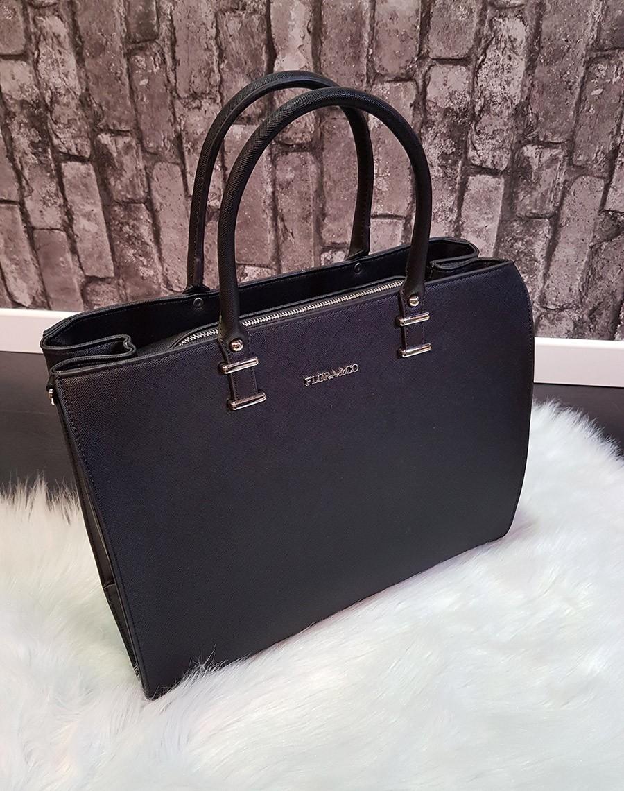 b564ec70c81ef Grand sac à main noir