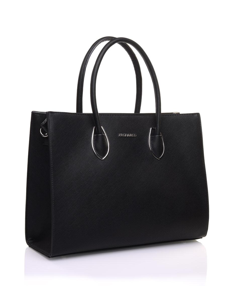 sac main classe noir. Black Bedroom Furniture Sets. Home Design Ideas