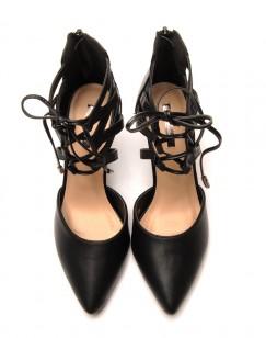 Escarpin mode noir